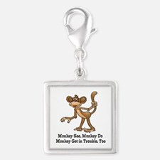 Monkey See monkey Do Charms