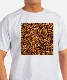 Deep Fried Bamboo Worms T-Shirt