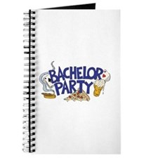 Bachelor Party Journal