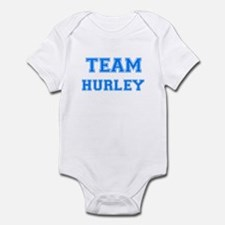 TEAM HURLEY Infant Bodysuit