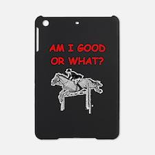 dressage iPad Mini Case