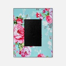Cute White rose Picture Frame