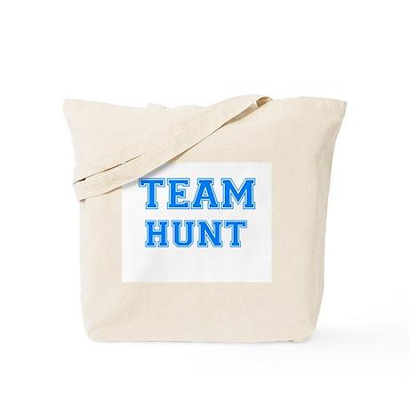 TEAM HUNT Tote Bag
