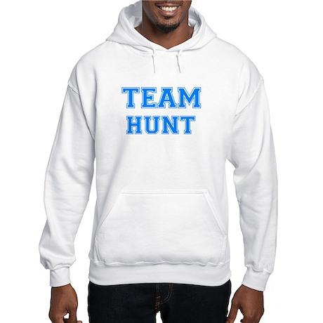 TEAM HUNT Hooded Sweatshirt