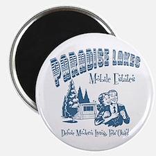 Paradise Lakes Magnet
