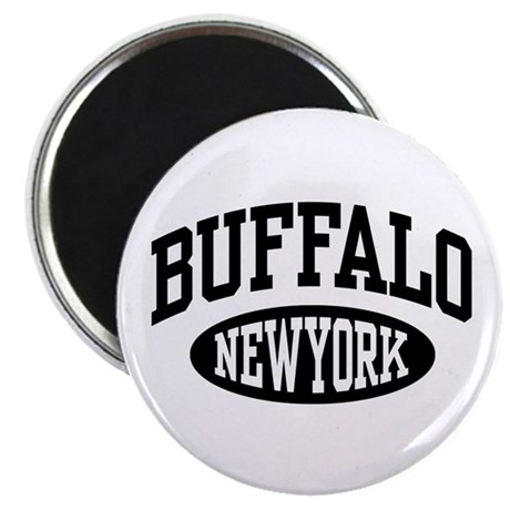 Buffalo New York Magnet