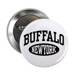 Buffalo New York Button