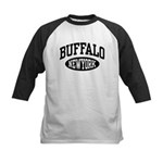 Buffalo New York Kids Baseball Jersey