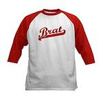 Brat Kids Baseball Jersey
