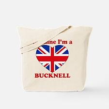 Bucknell, Valentine's Day Tote Bag