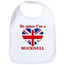 Bucknell, Valentine's Day Bib