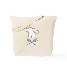 Cooks Hat Tote Bag