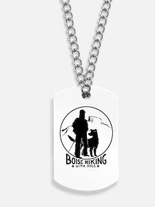 BHWD Logo Dog Tags