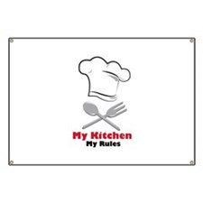 My Kitchen My Rules Banner
