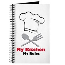 My Kitchen My Rules Journal