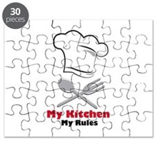 My Kitchen My Rules Puzzle