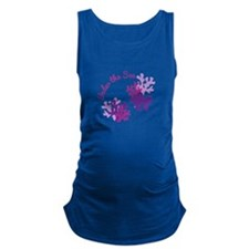 Under The Sea Maternity Tank Top
