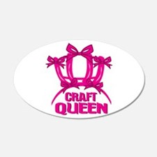 Craft Queen Wall Decal