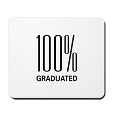 100% Graduated Mousepad