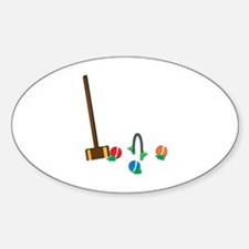 Croquet Decal
