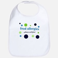 Food Allergies Bib