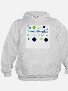 Food Allergies Hoodie