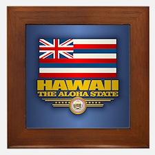 Hawaii (v15) Framed Tile