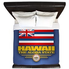 Hawaii (v15) King Duvet