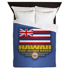 Hawaii (v15) Queen Duvet