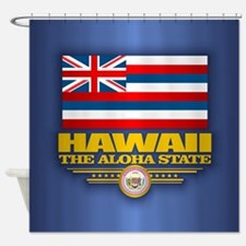 Hawaii (v15) Shower Curtain