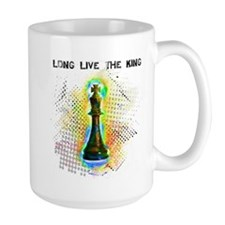 Long Live The King 1 Mugs