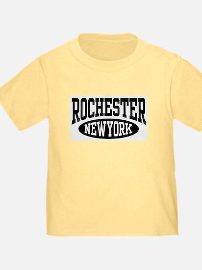 Rochester New York T