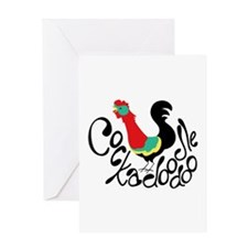 Cockadoodledoo Greeting Cards