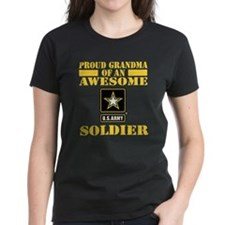 Proud U.S. Army Grandma Tee