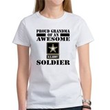 Army grandma Women's T-Shirt