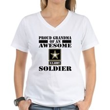 Proud U.S. Army Grandma Shirt