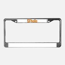 SFholic License Plate Frame