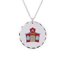 School House Necklace