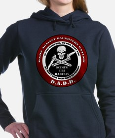 Dads Against Daughters Dating Hooded Sweatshirt