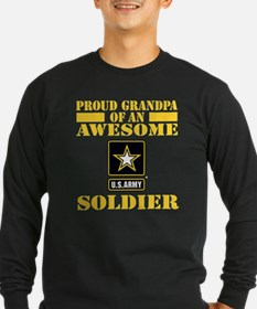 Proud U.S. Army Grandpa T