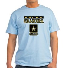 Proud Grandpa U.S. Army T-Shirt