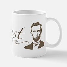 Honest Abe Lincoln Mug