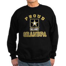Proud U.S. Army Grandpa Jumper Sweater