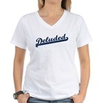 Deluded Women's V-Neck T-Shirt