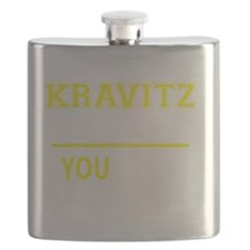 Cute Kravitz Flask