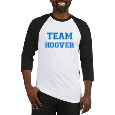 TEAM HOOVER Baseball Jersey