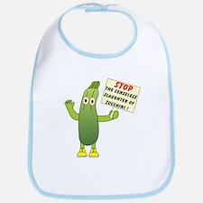 Save Zucchini Bib