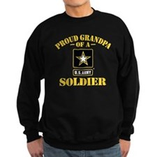 Proud U.S. Army Grandpa Sweatshirt