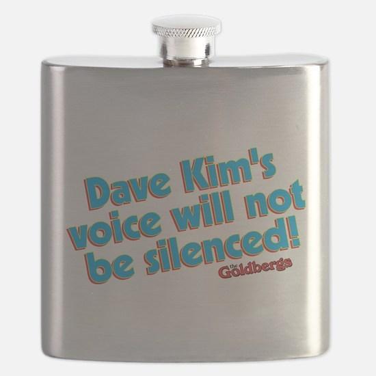 Dave Kim's Voice Flask