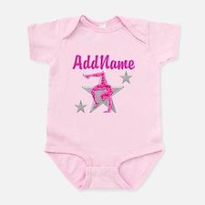 GORGEOUS GYMNAST Infant Bodysuit